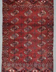 Turkmen Tekke rug (1)
